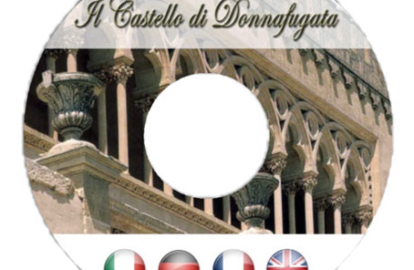 Guida interattiva in formato CD-ROM sul Castello di Donnafugata