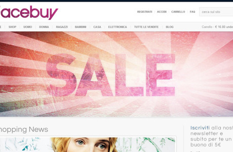 Facebuy Online Shop - Comiso