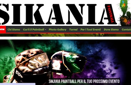 SIKANIA PAINTBALL – Santa Croce Camerina